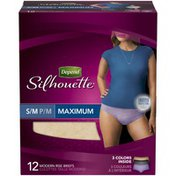 Depend Silhouette Incontinence Underwear for Women,