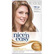 Clairol Nice 'N Easy Permanent Hair Color 7CB Natural Dark Champagne Blonde 1 Kit Female Hair Color