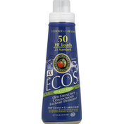 ECOS Laundry Detergent, 4X, Opti-Strength Concentrated, Lemongrass