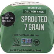 Little Northern Bakehouse Bread, Gluten Free, Sprouted 7 Grain, Delicious