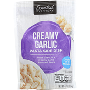 Essential Everyday Pasta Side Dish, Creamy Garlic