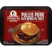 Ribs King Pulled Pork, with Barbecue Sauce