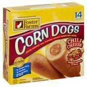 Foster Farms Corn Dogs, Chili Cheese Flavor