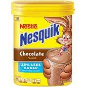 Nestle Nesquik Chocolate Powder Flavored Milk Powder