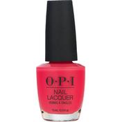OPI Nail Lacquer, She's a Bad Muffuletta NLN56