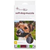 Good2 Go Medium Nylon Dog Muzzle