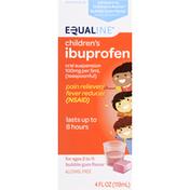 Equaline Ibuprofen, Children's, Oral Suspension, Bubble Gum Flavor