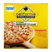 California Pizza Kitchen Califormia Pizza Kitchen Original Restaurant Style Crust Margherita Pizza