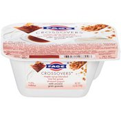 FAGE With Ancient Grain Granola Fage Crossovers Maple Syrup Blended Low-Fat Greek Strained Yogurt with Ancient