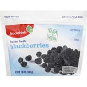 Brookshire's Blackberries, Frozen Fresh