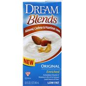 Dream Blends Almond, Cashew & Hazelnut Drink, Original, Enriched