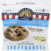 Sweet Marthas Cookie Jar Cookie Dough, Original Chocolate Chip