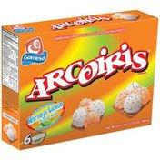 Gamesa Arcoiris Citrus Marshmallow Cookies