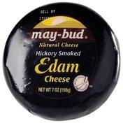 May-bud Hickory Smoked Edam Cheese