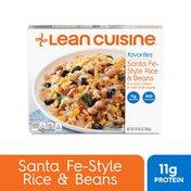 Lean Cuisine Favorites Santa Fe-Style Rice & Beans Frozen Meal