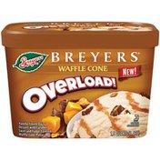 Breyers Brey Waffle Cone