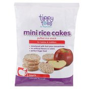 Tippy Toes Apple Mini Puffed Rice Snack Cakes