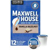 Maxwell House Vanilla Hazelnut K-Cup® Coffee Pods