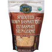 Lundberg Family Farms Organic Sprouted Brown Basmati Rice