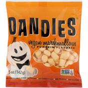 Dandies Marshmallows, Vegan, Pumpkin Flavored