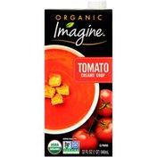 Imagine Organic Tomato Creamy Soup