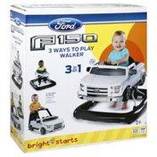 Bright Starts Walker, 3 in 1, F150