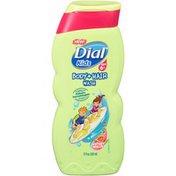 Dial Kids Watery Melon Body + Hair Wash