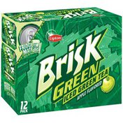Brisk Apple Iced Green Tea
