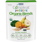 Compleat ORGANIC BLENDS Pediatric Plant-Based