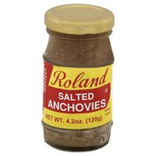 Roland Anchovies, Salted, Jar