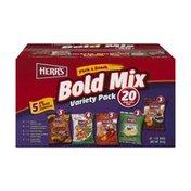 Herr's Bold Mix Variety Pack