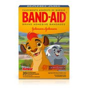 Band Aid Brand Adhesive Bandages For Kids, Featuring Disney Junior, The Lion Guard, Assorted Sizes