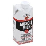 CytoSport Muscle Milk Protein Shake, Non Dairy, Strawberries 'N Creme