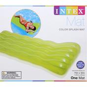 Intex Mat, Color Splash