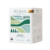 Rishi Tea Green Tea, Organic, Sencha, Sachets