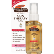 Palmer's Cocoa Butter Formula with Vitamin E Skin Therapy Oil Rosehip Fragrance