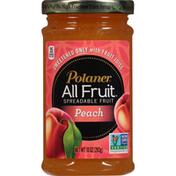 Polaner Peach Spreadable Fruit