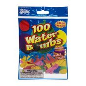 Gayla Water Bombs with Water Filler - 100 CT