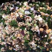 The Fresh Market Greek Farro & Chickpea Salad
