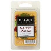 Tuscany Candle Wax Melts, Mango Mai Tai