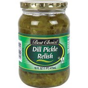 Best Choice Dill Relish