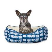 """You & Me Q219 20"""" x 17"""" Extra Small Indigo Dog Bed"""