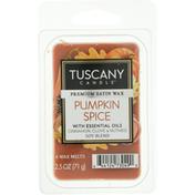 Tuscany Candle Wax Melts, Pumpkin Spice