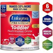 Enfagrow® Premium Toddler Nutritional Milk Drink, Natural Milk Flavor Powder Can