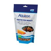 Aqueon Monster Fish Medley Daily Nutrition For Large Fish
