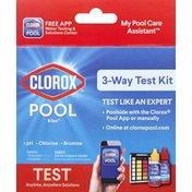Clorox Test Kit, 3-Way