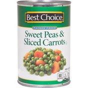 Best Choice Sweet Peas & Sliced Carrots