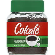 Colcafe Instant Coffee, Decaffeinated