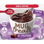 Betty Crocker Hot Fudge Brownie Mug Treat