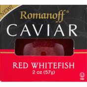 Romanoff Caviar Caviar Red Whitefish